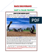 Sleeping Giant and False Prophet