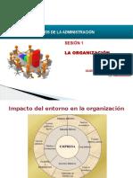 fundamentos de la organizacion