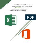 Manual de Excel (Edición 1) ILT