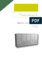 PR120107 - Dossier - 1.4 Inversor - IfX1000-PV Rev 1