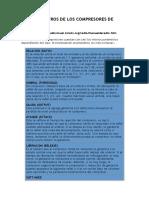 parametros Compresores