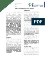Enfermedad Pulmonar Obstructiva Crónica (Final)