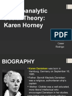 Psychoanalytic Social Theory