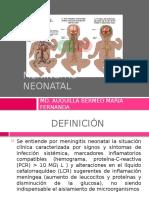 Meningitis Neonatal Mafer