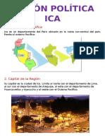 monografia region politica de ica