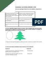 Guía de Figuras Literarias 5o Basico