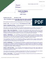 R.a. 6770 Ombudsman Act