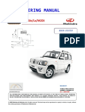 MAN-00058_Wiring_Manual_Scorpio(Refresh)_Vlx_Sle_Lx_M2Di.pdf ... on yamaha diagram, club car diagram, naza diagram, smart diagram, dodge diagram, mercury diagram, jeep diagram, kinetic diagram, koenigsegg diagram, peterbilt truck diagram, jaguar diagram, caterpillar diagram, harley davidson diagram, bmw diagram, lamborghini diagram, polaris diagram, mercedes-benz diagram, ford diagram, honda diagram,