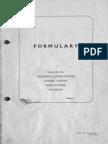 Kodak Formulary