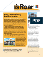 Equity Newsletter -July 2016