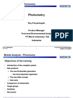Photometry Training English