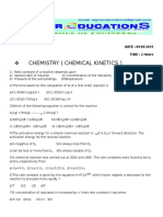 chemistry test jee