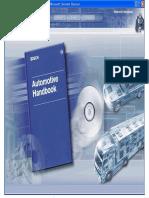 Automotive Handbook Bosch
