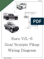 Euro v Scorpio SCDC SUV Wiring Manual