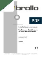 Manual Practico de Trasformadores Tipo Seco en Resina