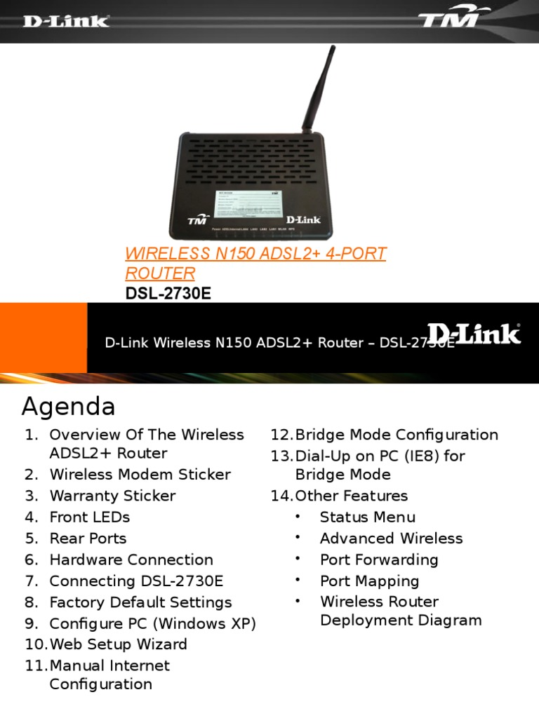 Dsl 2730etmv1 Wireless Lan Computer Network Link To Diagram Of Broadband Internet Connection With Cable