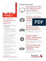 Snapdragon 810 Processor Product Brief