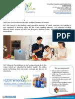 H20 Life Source Franchise Information