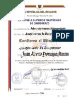 Documentos Juan Dominguez Defi