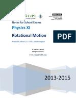 Rotational Motion Main
