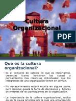 Cultura Organizacional -Organizacion Industrial