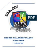 Administracao Thais Vieira 2