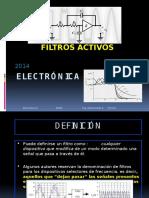 FILTROS  ELECTRÓNICA II.pptx