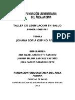 TALLER DE LEGISLACION DE LA SALUD yan 9.docx