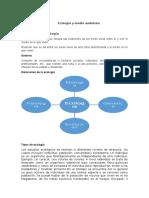 Ecología y Medio Ambiente  para ingeniería en sistemas