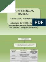 Dimensiones de Las Ccbb