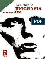 Evtushenko, Evgueni - Autobiografia Precoz