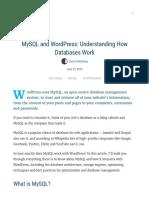 MySQL and WordPress_ Understanding How Databases Work