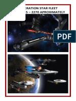 Star Trek Federation TOS Starships-2!