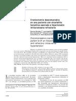 craneoctomia decompresiva