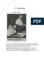 Arqumides F Hernandez