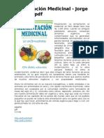 Alimentación Medicinal - Jorge Valera - pdf.docx