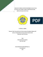 Analisa Keseimbangan Beban Sistem Distribusi 20 Kv Pada Penyulang Kutilang Suplay Dari Gi Seduduk Putih Etap 12.6