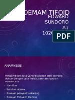Blok 12 Demam Tifoid