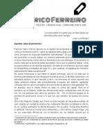 apuntes sobre el peronismo.pdf