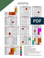 Kalender Pendidikan 2016 - 2017