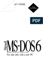 MS-Dos 6 Concise User's Guide.pdf