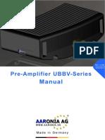 Preamplifier_UBBV