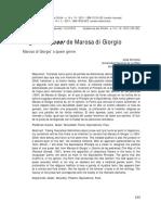 Amícola, José - El Género Queer de Marosa Di Giorgio