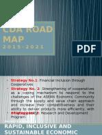 Cda Road Map