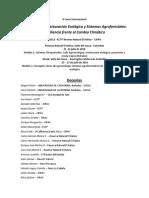 II Curso Socla Cipav Elti El Hatico Feb 5 2015