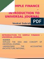 JVA in SimpleFinance