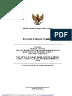 Addendum Dokumen Lelang E-proc Hotmix-bencana-lelang Ulang