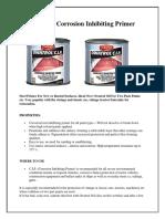 Owatrol CIP Corrosion Inhibiting Primer