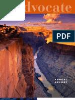 Summer 2007 Colorado Plateau Advocate