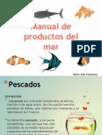 Manual Prod Del Mar